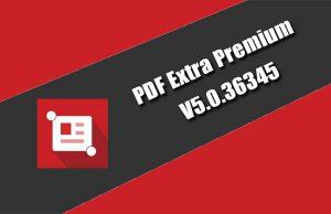 PDF Extra Premium 5.0.36345 Torrent