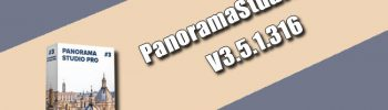 PanoramaStudio Pro 3.5.1.316 Torrent
