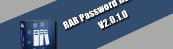 RAR Password Recover 2.0.1.0 Torrent