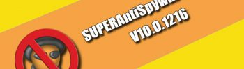 SUPERAntiSpyware Professional X 10.0.1216