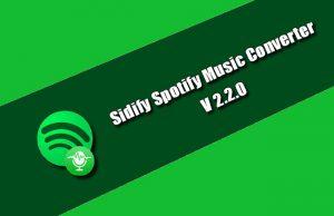 Sidify Spotify Music Converter 2.2.0
