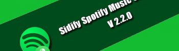 Sidify Spotify Music Converter 2.2.0