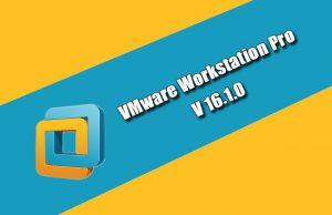 VMware Workstation Pro 16.1.0
