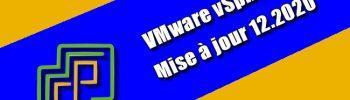 VMware vSphere 7 mise à jour 12.2020