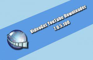 VideoGet YouTube Downloader 7.0.5.100