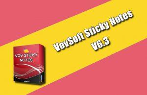 VovSoft Sticky Notes 6.3