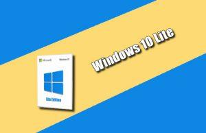Windows 10 Lite Torrent