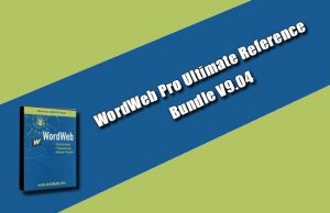 WordWeb Pro Ultimate Reference Bundle 9.04
