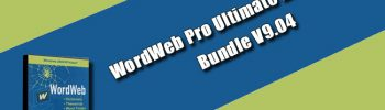 WordWeb Pro Ultimate Reference Bundle 9.04