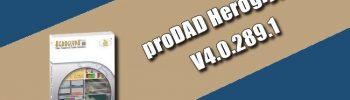 proDAD Heroglyph 4.0.289.1 Torrent