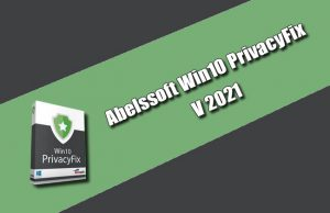 Abelssoft Win10 PrivacyFix 2021