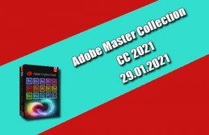 Adobe Master Collection CC 2021 29.01.2021