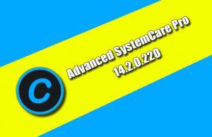 Advanced SystemCare Pro 14.2.0.220