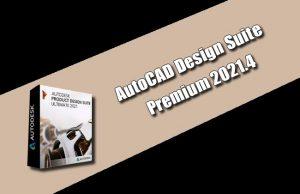 AutoCAD Design Suite Premium 2021.4