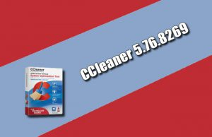 CCleaner 5.76.8269 Torrent