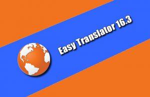 Easy Translator 16.3