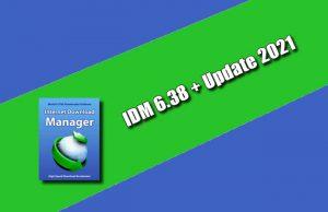 IDM 6.38 avec update 2021 Torrent