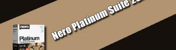 Nero Platinum Suite 23.0.1010 Torrent