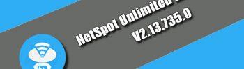 NetSpot Unlimited Enterprise 2.13.735.0