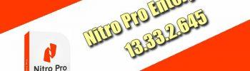 Nitro Pro Enterprise 13.33.2.645