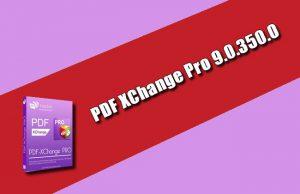 PDF XChange Pro 9.0.350.0