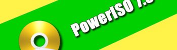 PowerISO 7.8 Torrent
