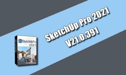 SketchUp 2021 Torrent
