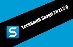 TechSmith Snagit 2021.2.0 Torrent