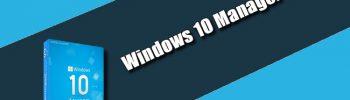Windows 10 Manager 3.4.0 Torrent