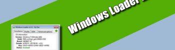 Windows Loader 2.2.2