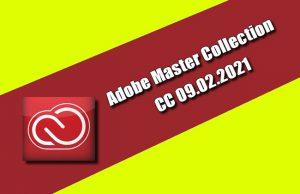 Adobe Master Collection CC 09.02.2021