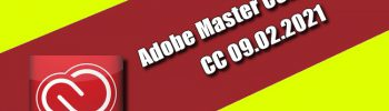 Adobe Master Collection CC 09.02.2021