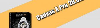 Canvas X Pro 20.0.544