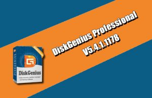 DiskGenius Professional 5.4.1.1178