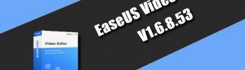 EaseUS Video Editor 1.6.8.53