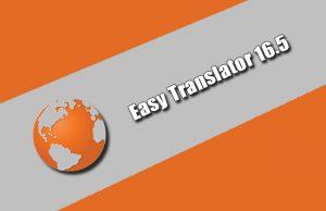 Easy Translator 16.5
