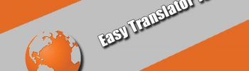 Easy Translator 16.5