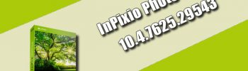 InPixio Photo Editor 10.4.7625.29543