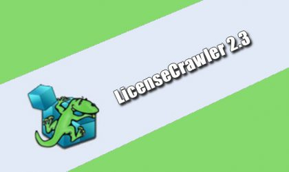 LicenseCrawler 2.3 Torrent