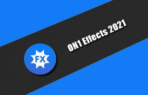 ON1 Effects 2021 Torrent