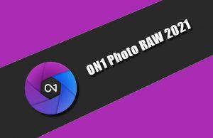 ON1 Photo RAW 2021 Torrent