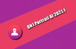 ON1 Portrait AI 2021.1 Torrent