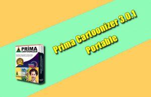 Prima Cartoonizer 3.0.1 Portable