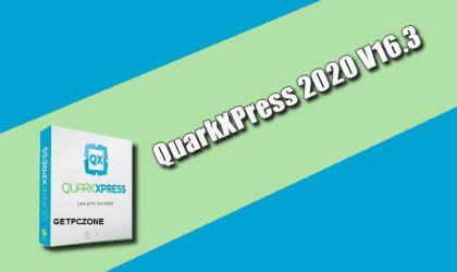 QuarkXPress 2020 V16.3