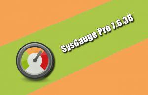 SysGauge Pro 7.6.38 Torrent