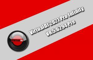 VirtualDJ 2021 Pro Infinity 8.5.6294