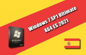 Windows 7 SP1 Ultimate X64 ES Torrent