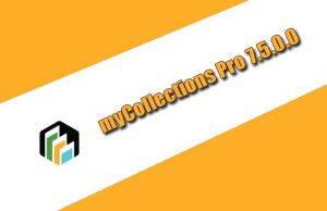 myCollections Pro 7.5.0.0 Torrent