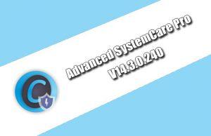 Advanced SystemCare Pro 14.3.0.240