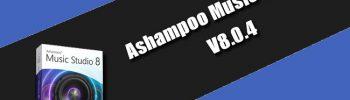 Ashampoo Music Studio 8.0.4